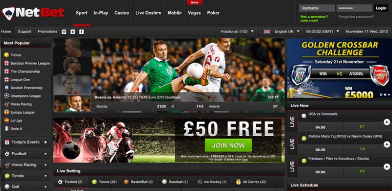 netbet sportsbetting and casino